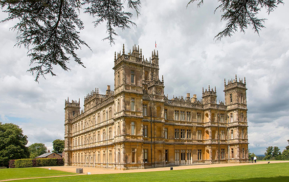 Highclere Castle by Getty
