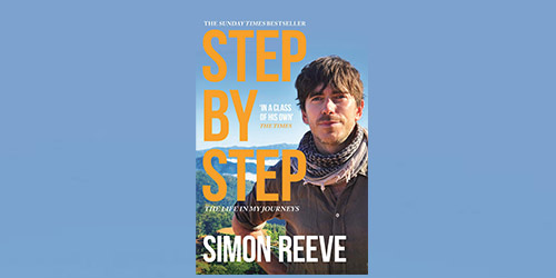 Simon Reeve Step by Step