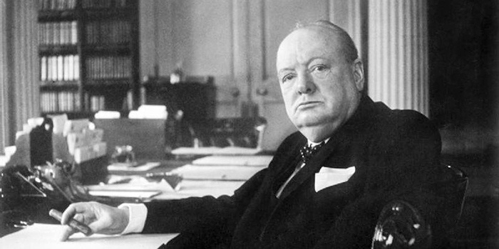 Sir Winston Churchill circa 1940