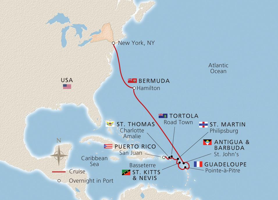 Bermuda Cruises 2019/2020 - Best Prices & Itineraries ...
