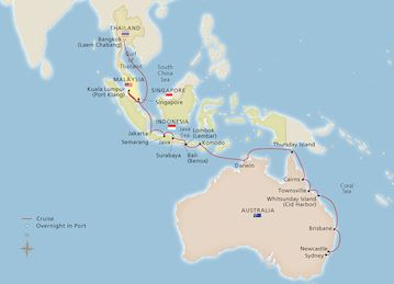 South Pacific Sojourn