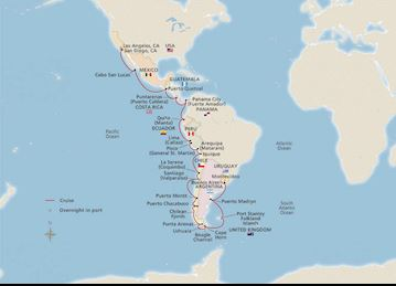NEW! Exploring the Americas