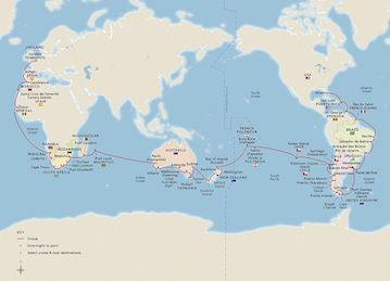 2019 Viking World Cruise