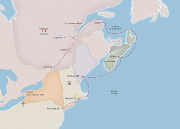 Eastern Seaboard Discoveries
