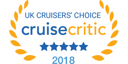Cruise Critic UK Cruisers' Choice 2018