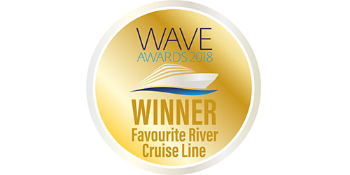 2018 Wave Awards Favourite River Cruise Line