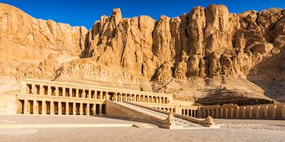 The Mortuary Temple of Hatshepsut