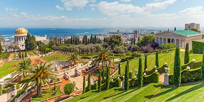 The Hanging Gardens of Haifa