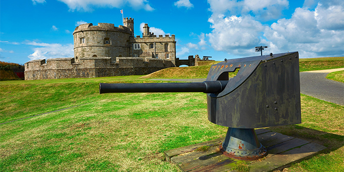 Pendennis Castle Grounds