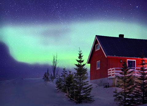 NEW! In Search of the Northern Lights