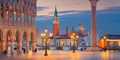 St. Mark's Square in Venice, Italy