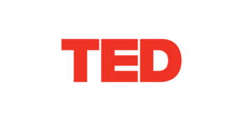 TED talks logo
